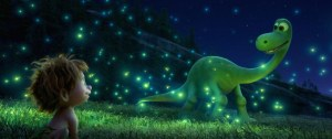 Are You Ready To Love Dinosaurs Again? The Good Dinosaur Movie Review #GoodDino