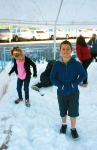 Winter Wonderfest at the Discovery Cube Orange County #CubeWinter