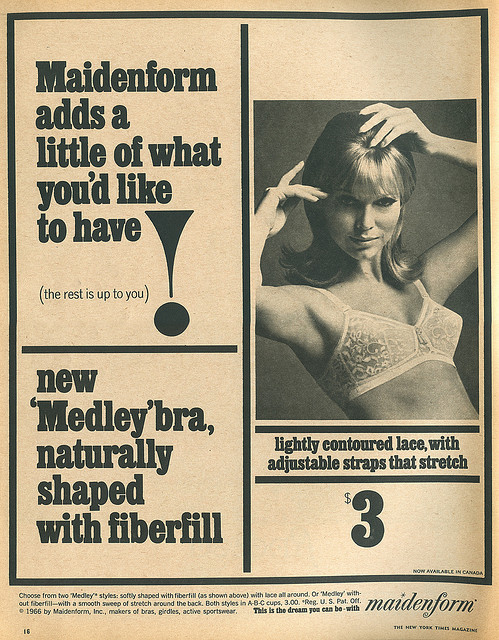 Maidenform Advertising