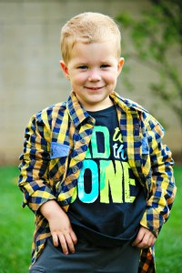 Bad to the Bone Boys Fabkids Outfit!