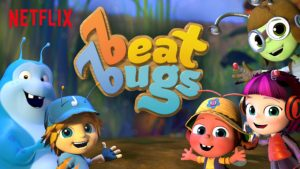 Get Up And Dance With Beat Bugs on Netflix!