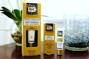 Erasing The Fine Lines with RoC Skincare