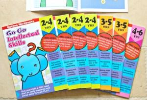 Gakken Workbooks Giveaway For The School-Win!