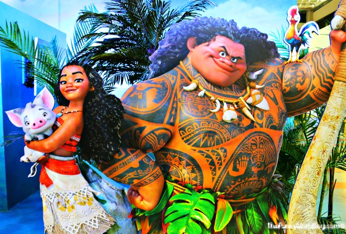 Voyage Across the Pacific - Get an Early Look at Moana - The Funny
