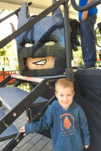 Lego Batman Movie Days at Legoland!