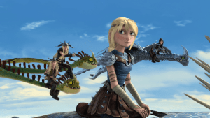 DreamWorks Dragons: RACE TO THE EDGE Season 4 now on Netflix! #StreamTeam