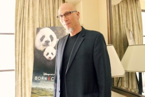 Behind the Scenes of Disneynature's Born in China Interview with Roy Conli #BornInChina