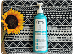The Closest I'll Get To Having Baby Soft Skin Once Again #CurelSkincare