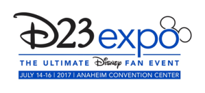 D23 – The Ultimate Disney Fan Event July 14-16