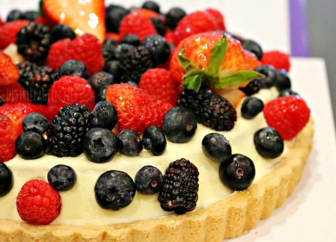 very berry tarte