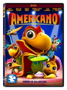 Americano Now on DVD and Digital HD