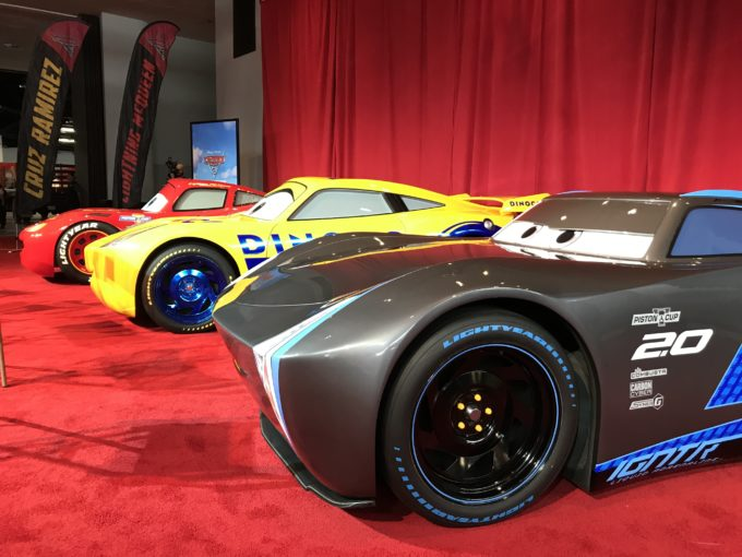 I had front row seats to the hilarity that ensued when the likes of Owen Wilson (voice of u201cLightning McQueenu201d) Kerry Washington (voice of u201cNatalie ... & Ka-Chow! Cars 3 Press Conference - The Funny Mom Blog azcodes.com