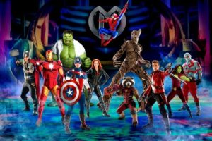 MARVEL UNIVERSE LIVE Age Of Heroes Tickets Now On Sale