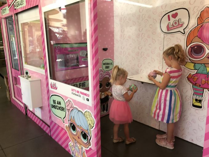 LOL Surprise! Dolls Video Unboxing Booth in Hollywood