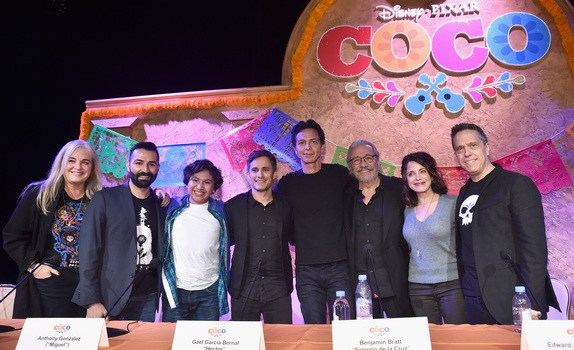 The Beauty is in the Details: Disney Pixar Global Coco Press Conference!