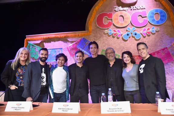 coco press conference