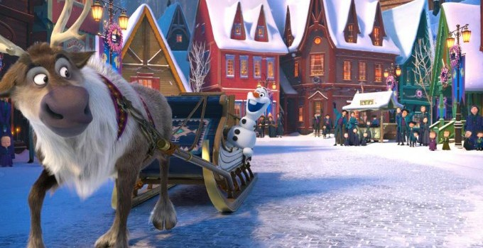 A New Disney Holiday Featurette: Olaf's Frozen Adventure