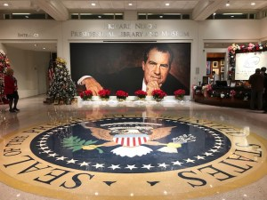 Candlelight Evenings at the Nixon Library