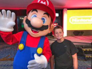 Nintendo Family Game Night #NintendoSwitchTogether