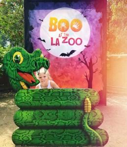 BOO At The LA Zoo