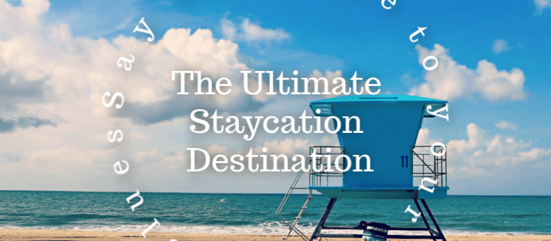 The Ultimate Staycation Destination:  The Waterfront Beach Resort, A Hilton Hotel Review