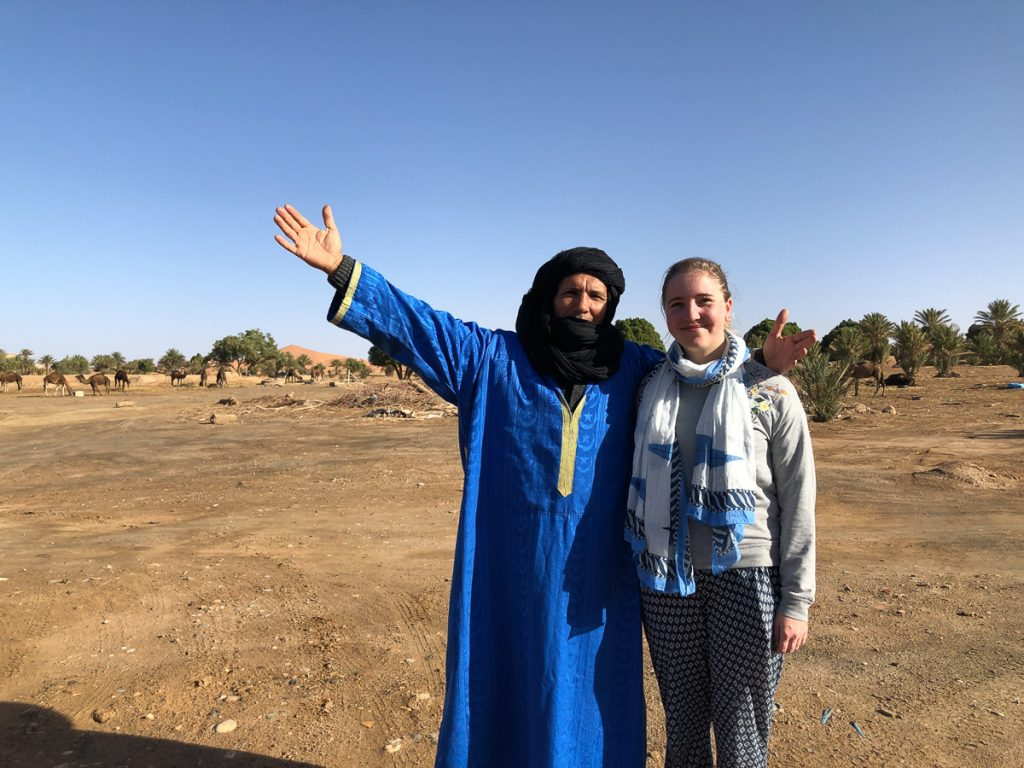 The Sahara Desert Morocco