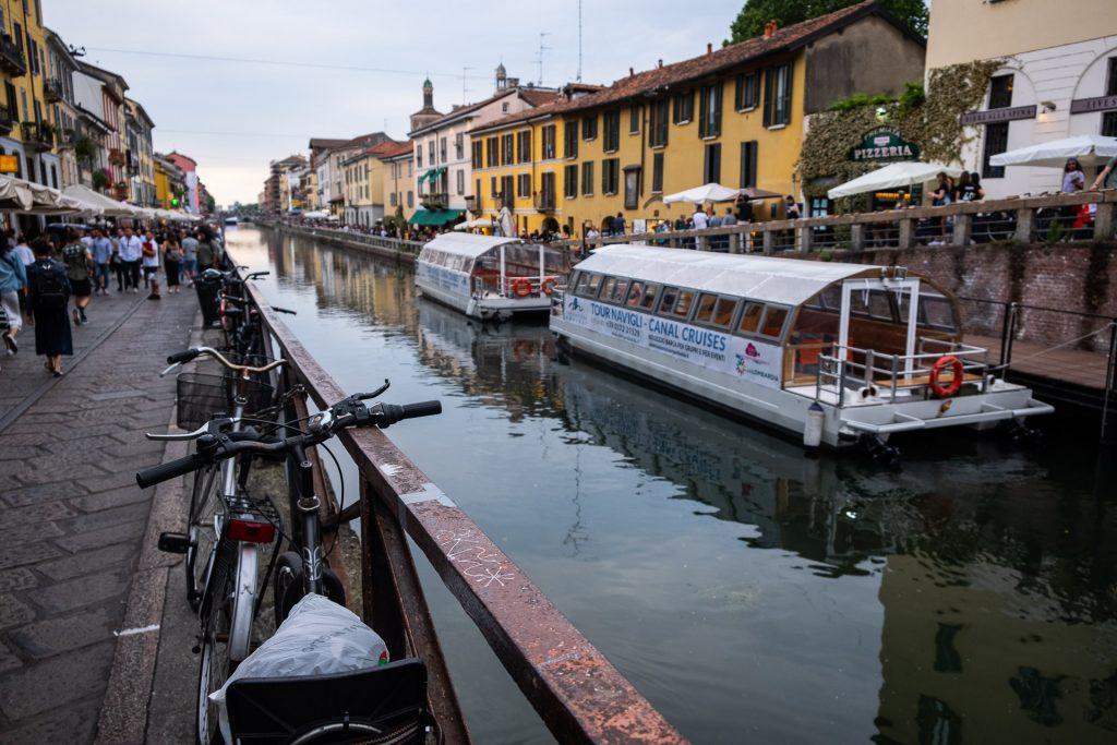 Naviglio, Milan, Milano, Italy