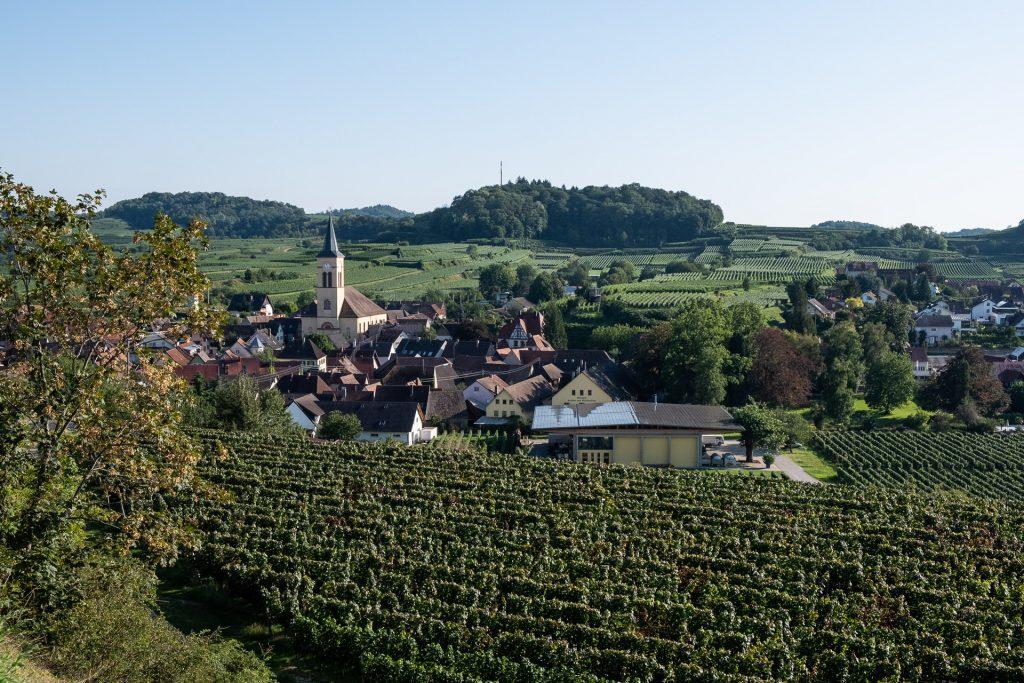 Kaisertstuhl, Tyskland Germany, Baden Württemberg,