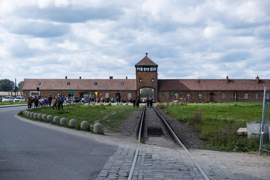 Aldri mer Auschwitz!