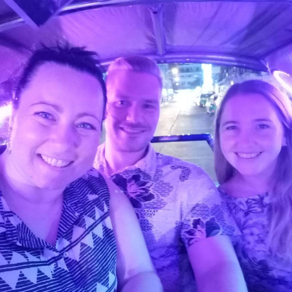 Asia, Thailand, Bangkok, travel, tuktuk