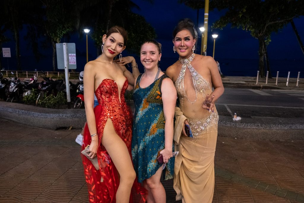 Chiang Mai, Thailand, ladyboys,