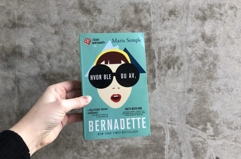 Maria Semple – Where'd You Go, Bernadette