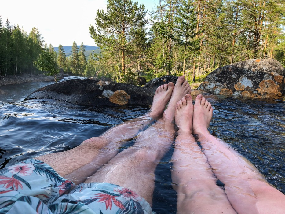 river, nature, summer, swim, bath, feet