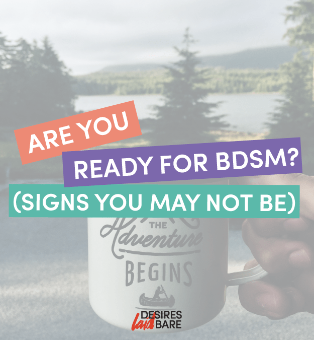 Are You Ready for BDSM?