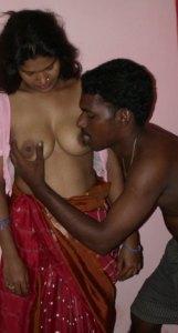 men sucking boobs pic