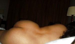 full naked babe sleep hot