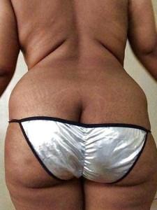 Desi Aunty nude ass pic