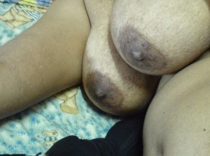 busty indian wife nude image
