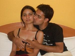 desi indian secretary boobs pressing