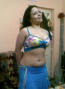 horny indian milf naked image