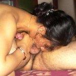 Desi Nude Aunties Blowjob XXX Porn Pictures