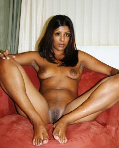 full nude indian babe