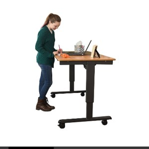 standing adjustable desk stand up desk, height adjustable desks, varidesk competitors