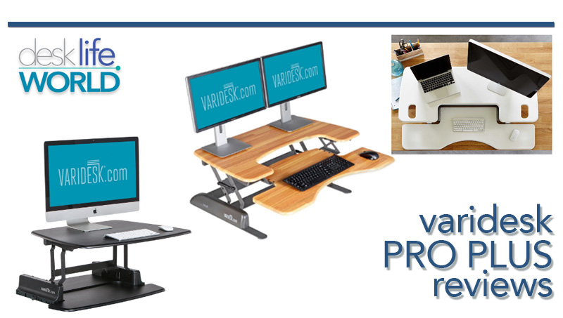 Varidesk Pro Plus Reviews