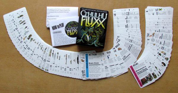Cthulhu Fluxx - balení