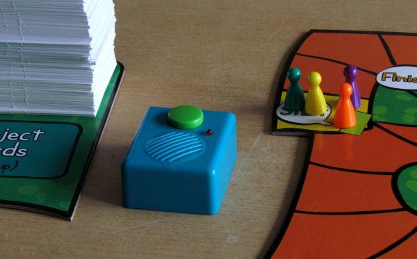 Last Word Game - připravená hra