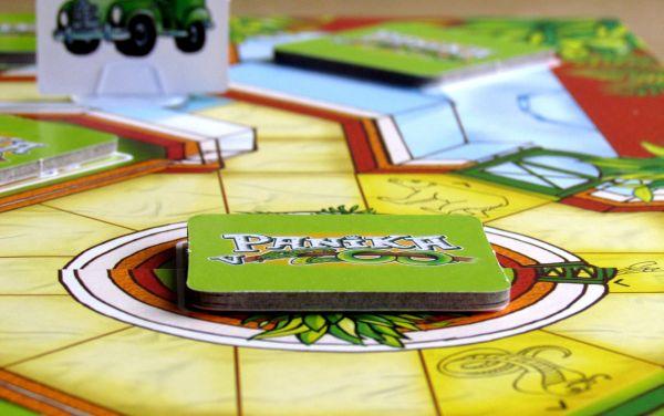 Panika v ZOO - připravená hra