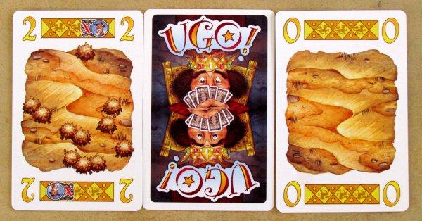 UGO! - karty