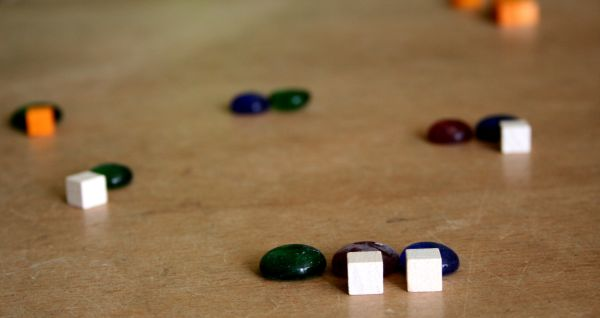 Urknall: The Big Bang - rozehraná hra
