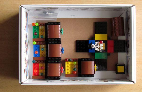 Pirate Code - krabice